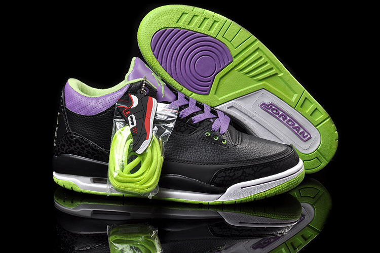 Nike Jordan 3 retro New Color - Men's Basketball
