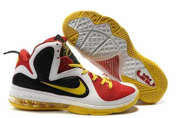 Nike LeBron 9 MVPJames 9 MVP New Color