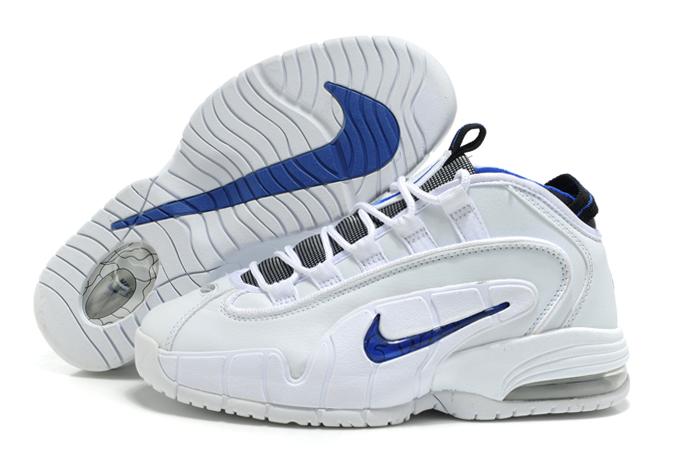 Penny Hardaway Shoe Size