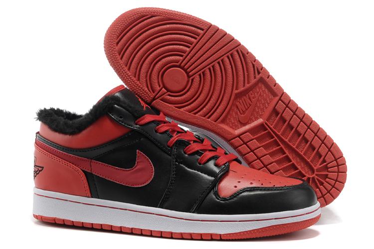 """Air Jordan 1 """"Fur"""" Basketball Shoes"""