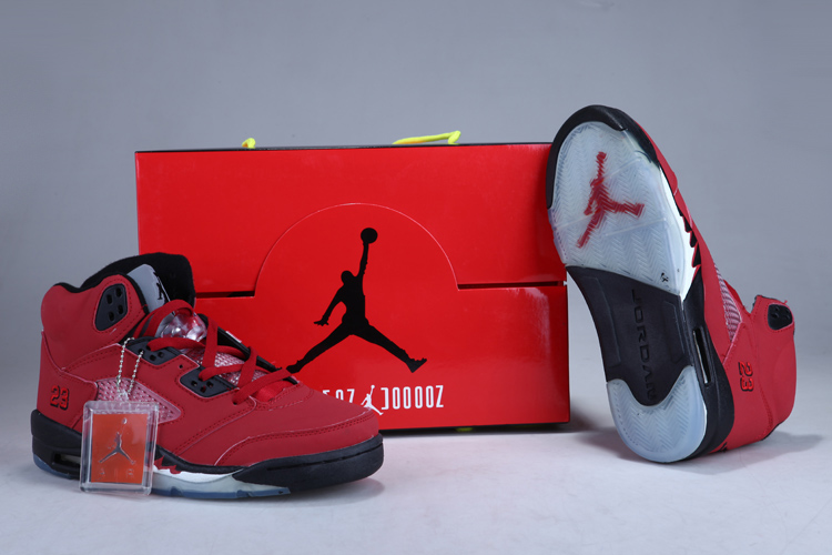 nike air jordan v raging...