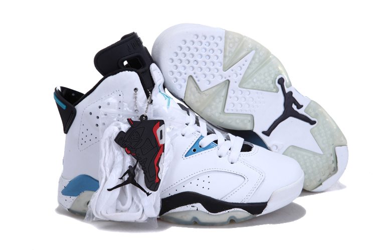Air Jordan Retro 6 Women's Shoe