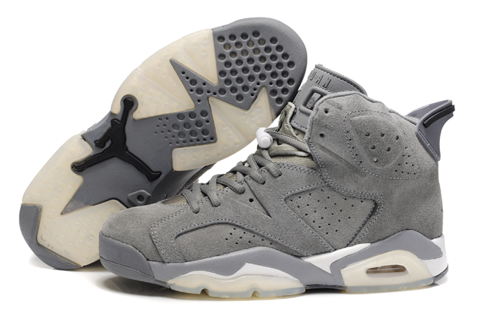 Air Jordan 6 Retro Men's Suede