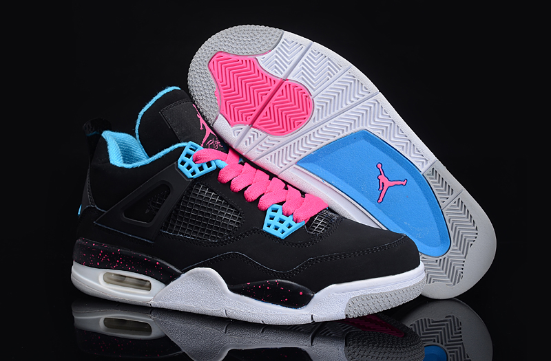 Air Jordan Retro 4 - Girls' and Women