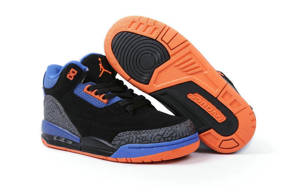 JORDAN SPIZ'IKE (Jordan 3) Kids Shoes