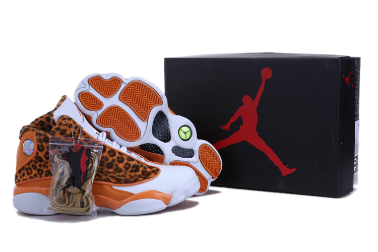 Nike Air Jordan Leopard 13 (XIII) Men's Basketball