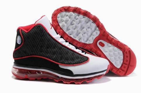 ... Air Jordan 13 Air Max Fusion