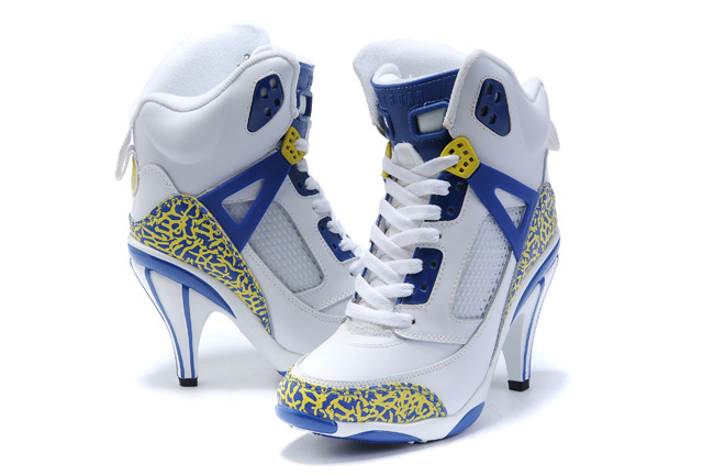 Air Jordan 3.5 Retro High Heels