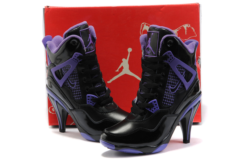Women's Air Jordan 4 High Heels