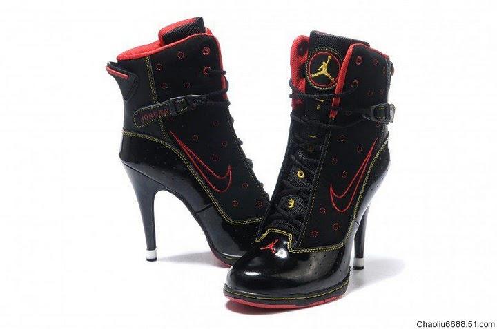 Air Jordan 6 Rings High Heels