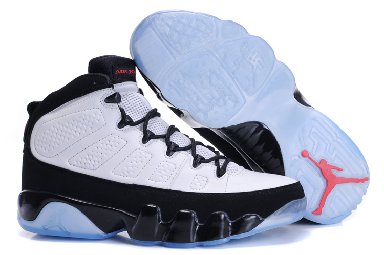 Air Jordan 9 Retro Transparent Shoes