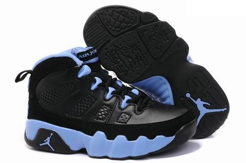Kids Air Jordan 9 Retro