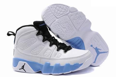Kids Air Jordan 9 Retro