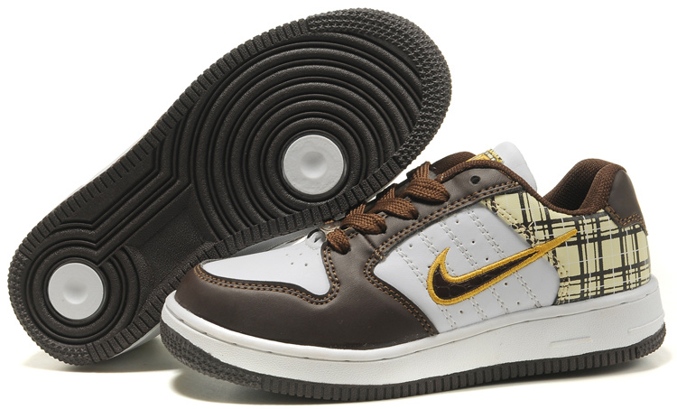 Kids Nike Air Force Shoes