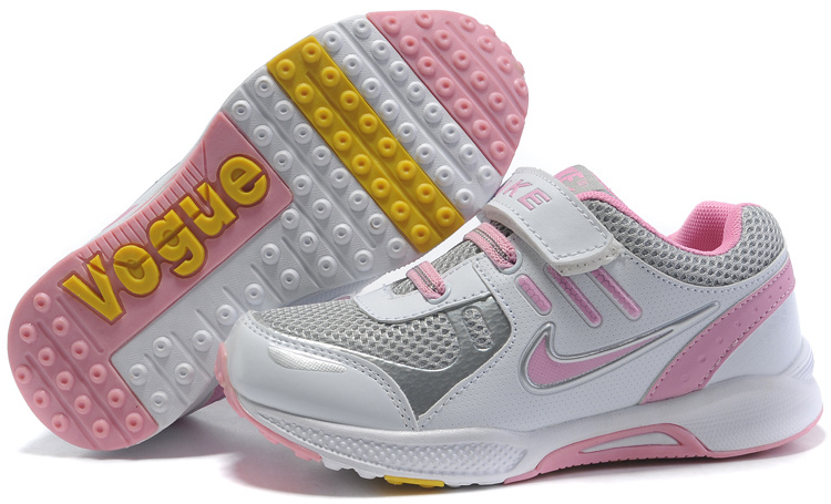 Kids Nike Mesh Running Shoes
