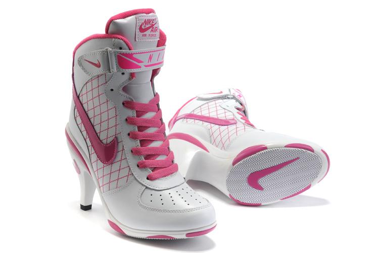 nike air force heels