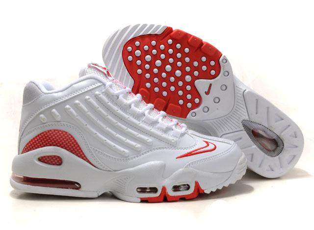 Ken Griffey Jr Shoes Red