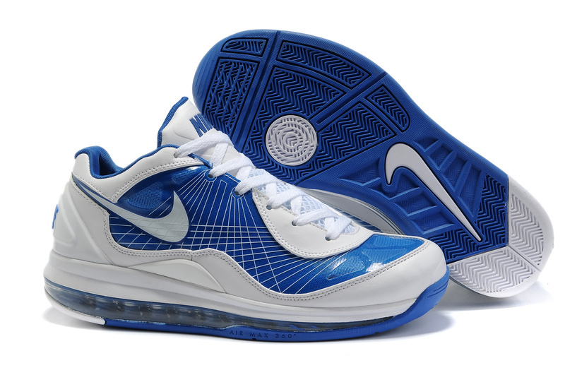 Nike Air Max 360 Basketball Low