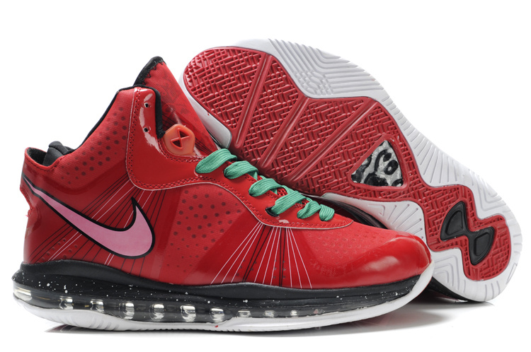 Nike Air Max Lebron James 8.5