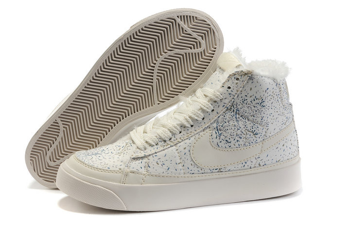 Nike Blazer High Women's Warm Shoes
