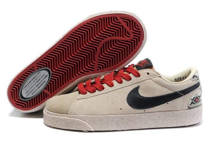 Nike Blazer Low Suede QS Women's Shoes
