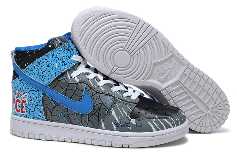 Nike Dunk High ICE