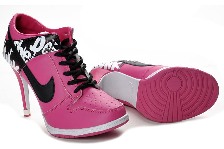Nike Dunk Low SB Heels