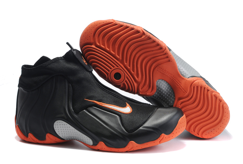 Nike Flight Systems Foamposite Technology