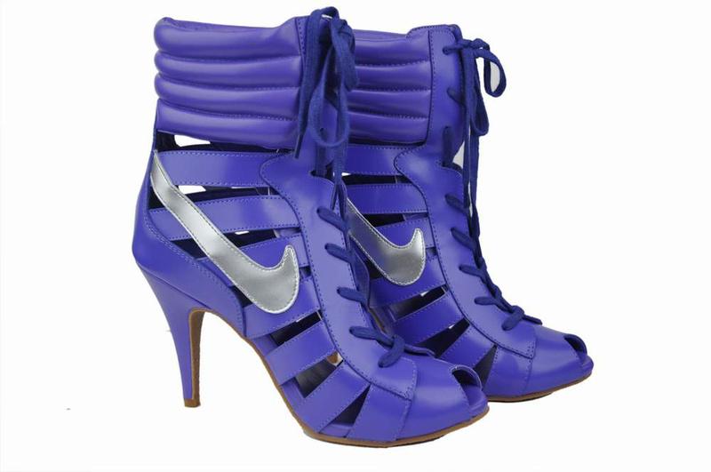 Nike High Heels Shoes - Nike High Heels
