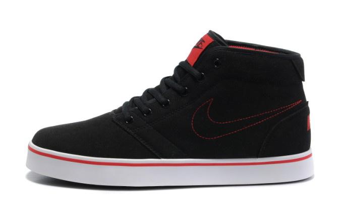 Nike Ruckus Mid Top Skate Shoes