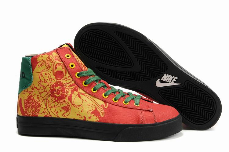 Nike Sweet Classic High Canvas ID Shoes