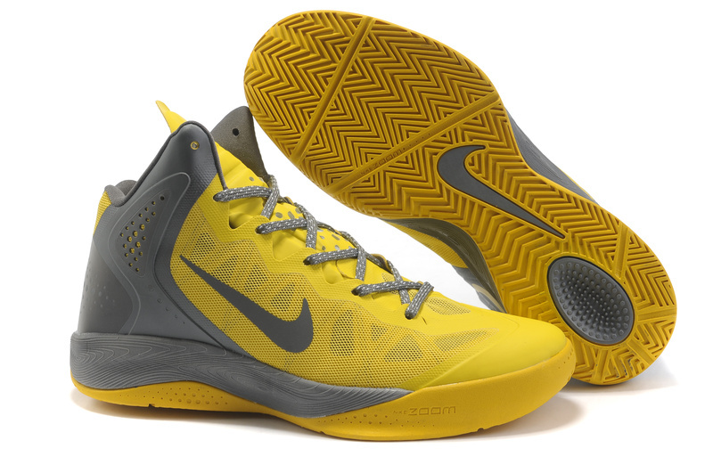 Nike Zoom Hyper Force Pe 2012