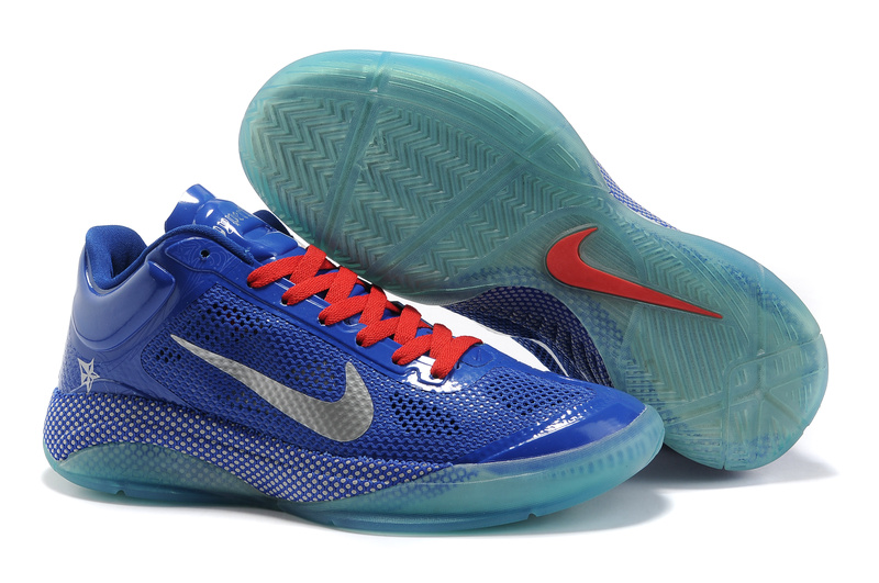 Nike Zoom Hyperfuse Low Men's Basketball Shoes