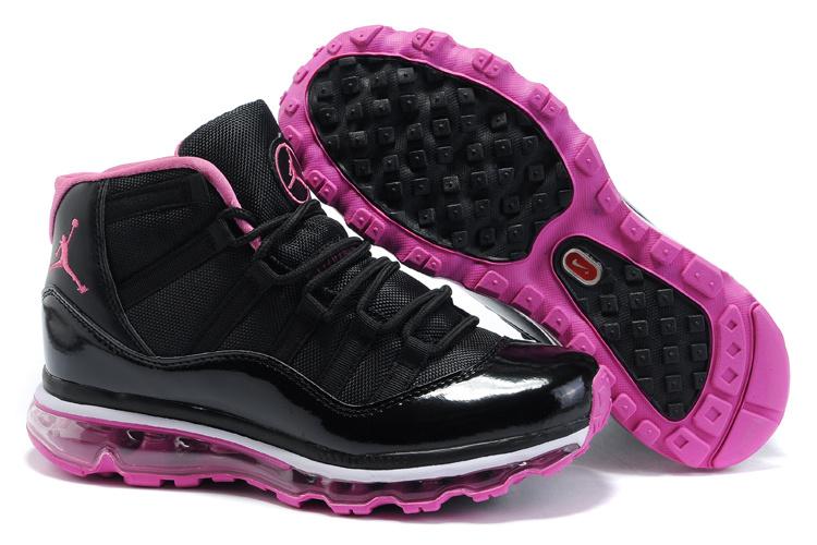 Women's Air Jordan 11 Air Max - Women's