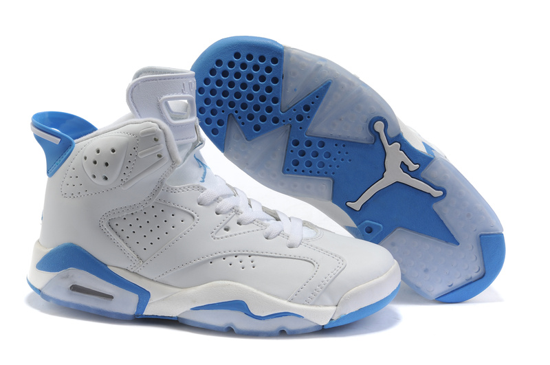 Women Air Jordan 6 Retro